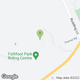 Map of PMM Group (UK) Ltd in Follifoot, Harrogate, north yorkshire