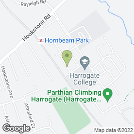 Map of Danby in Harrogate, north yorkshire