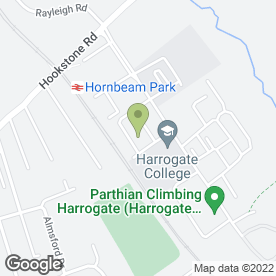 Map of B. Danby & Co.Ltd in Harrogate, north yorkshire
