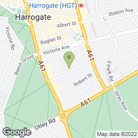 Map of Tap & Spile in Harrogate, north yorkshire