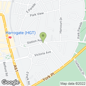Map of Get Smart Mobile Repairs in Harrogate, north yorkshire