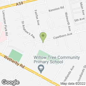 Map of Harrogate Aerials in Harrogate, north yorkshire