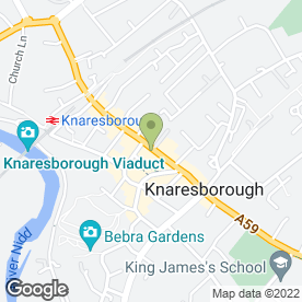 Map of Mobile Connextions (Unlocking & Repairing Centre) in Knaresborough, north yorkshire