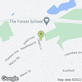 Map of Abbey Electrical in Knaresborough, north yorkshire