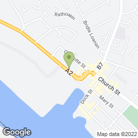 Map of The Beauty School in Warrenpoint, Newry, county down