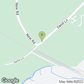 Map of Karen Rogerson Canine Beautician in Warton, Carnforth, lancashire
