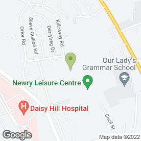 Map of A M C SPARES & REPAIRS in Newry, county down