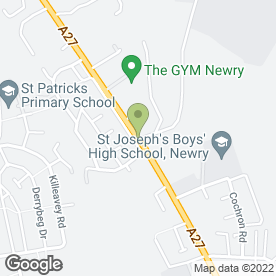 Map of LighterLife in Newry, county down