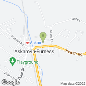 Map of Lakeland Treen in Askam-In-Furness, cumbria