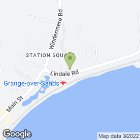 Map of Station Yard Garage Ltd in Grange-Over-Sands, cumbria