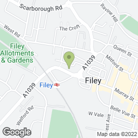 Map of Filey Auto Care Ltd in Filey, north yorkshire