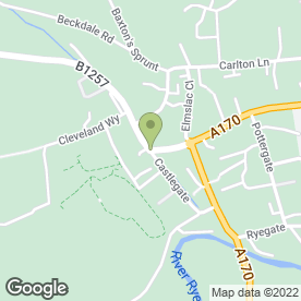 Map of Beautylicious in Helmsley, York, north yorkshire