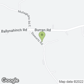 Map of Home Protection Services (Ireland) Ltd in Dromore, county down