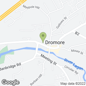 Map of Pretty Woman in Dromore, county down