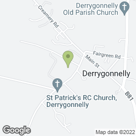 Map of FSC Derrygonnelly in Derrygonnelly, Enniskillen, county fermanagh