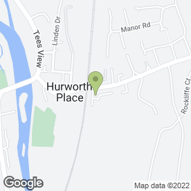 Map of Dogzdinner in Hurworth Place, Darlington, county durham