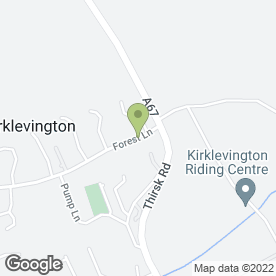 Map of C.S. Tiling Services in Kirklevington, Yarm, cleveland