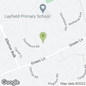 Map of Adele's Childminding Service in Yarm, cleveland