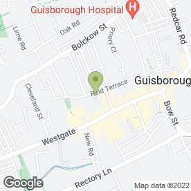 Map of Auto Engineers in Guisborough, cleveland