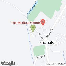 Map of W Crayston in Frizington, cumbria
