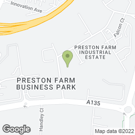 Map of Bee Clear in Preston Farm Industrial Estate, Stockton-On-Tees, cleveland
