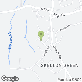 Map of JET CLEAN in Skelton-in-Cleveland, Saltburn-By-The-Sea, cleveland