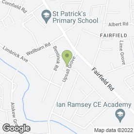 Map of Simply Drinks in Fairfield, Stockton-On-Tees, cleveland