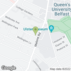 Map of SE Promotions in Belfast, county antrim