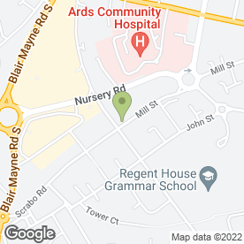 Map of ARDS AUTO SHOP in Newtownards, county down