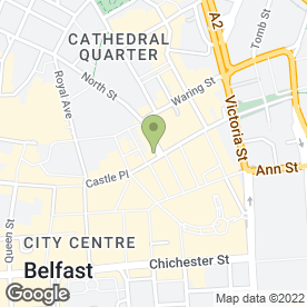 Map of Quick-Stitch in Belfast, county antrim