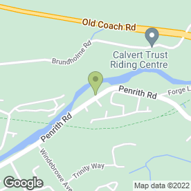 Map of John Pierce Painter & Decorator in Keswick, cumbria