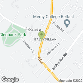 Map of SIGN-TECH in Belfast, county antrim