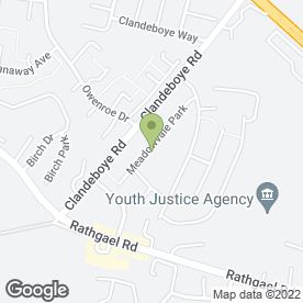 Map of AM Plumbing & Heating in Bangor, county down