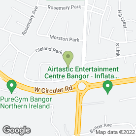 Map of Mills Heating & Plumbing Ltd in Bangor, county down
