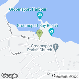 Map of The Groomsport Inn in Groomsport, Bangor, county down