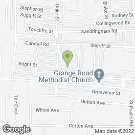 Map of NOBLE JOINERY & PROPERTY MAINTENANCE in Hartlepool, cleveland