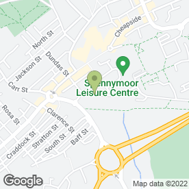 Map of Lidl in SPENNYMOOR, county durham