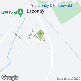 Map of Natural Health & Beauty in Lazonby, Penrith, cumbria