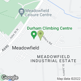 Map of Transcendit Ltd in Durham, county durham