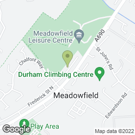 Map of Mike Kelly Joinery in Durham, county durham
