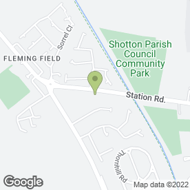 Map of Station Road Surgery in Shotton Colliery, Durham, county durham