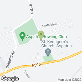 Map of Get Tidy Garden & Handyman Services in Aspatria, Wigton, cumbria