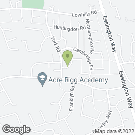 Map of IDE Carpentry & Joinery in Peterlee, county durham