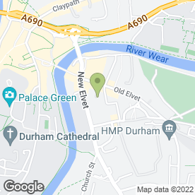 Map of Your Move Chris Stonock in Durham, county durham