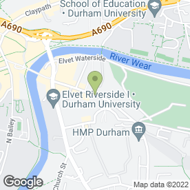 Map of Fine & Country Estate Agents in Durham, county durham