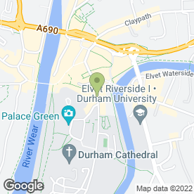 Map of Be Tempted Ltd in Durham, county durham