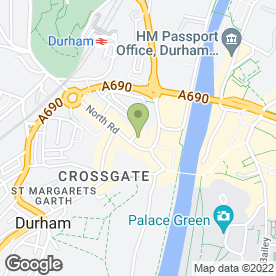 Map of Essential Beauty in Durham, county durham