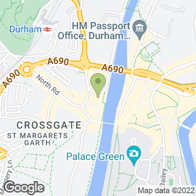 Map of Savers Health & Beauty Ltd in Durham, county durham