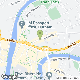 Map of Hale Hair & Beauty in Durham, county durham