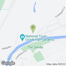 Map of RADISSON BLU HOTEL in Durham, county durham